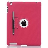TARGUS Slim Case Protective Case for Apple iPad 2/3/4 [THD00604AP-50] - Calypso Pink - Casing Tablet / Case