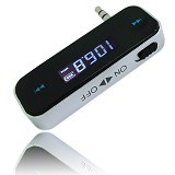 INDO.DEALZ FM Wireless Transmitter - Audio/Video Receivers