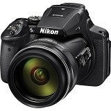 NIKON Digital Camera Coolpix P900 - Black