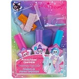 TOP MODEL Ylvi and The Minimoomis Hairchalk Set [TM 8388] - Beauty and Fashion Toys