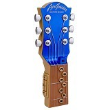 LACARLA Air Guitar - Blue - Mainan Musikal