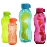 TUPPERWARE Eco Family Set 4 Pcs - Botol Minum