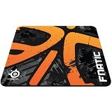 STEELSERIES QcK+ FNATIC Asphalt Edition - Mousepad Gaming