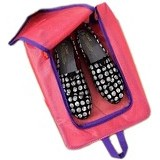 LTISHOP Shoes Case - Pink - Tas Sepatu / Shoes Bag