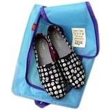 LTISHOP Shoes Case - Blue - Tas Sepatu / Shoes Bag