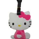 LTISHOP Luggage Tag Hello Kitty - Name Tag Tas / Luggage Tag