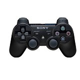 GSTATION Sony PS3 Stick Controller Wireless - Black - Video Game Accessory