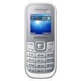 SAMSUNG [E1205] - White - Handphone Gsm