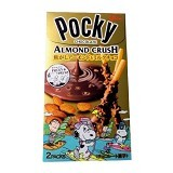 GLICO Pocky Almond Crush - Biskuit & Waffer