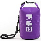 AZURBALI Waterproof Sling Bag 15L [AZURZ15L008] - Purple - Waterproof Bag