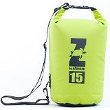 AZURBALI Waterproof Sling Bag 15L [AZURZ15L011] - Neon Green - Waterproof Bag