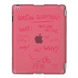 LOSTDOG Question Everything [L13-00002-01] - Pink - Casing Tablet / Case