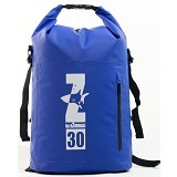 AZURBALI Waterproof Backpack 30L - Blue - Waterproof Bag