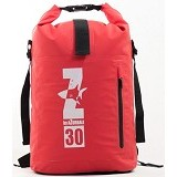 AZURBALI Waterproof Backpack 30L - Red - Waterproof Bag