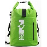 AZURBALI Waterproof Backpack 30L - Green - Waterproof Bag