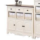 THE OLIVE HOUSE Jasmine 9 Drawer - Mahogany - Drawer