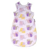 BLANKET AND BEYOND Baby Sleeping Bag Blanket and Beyond Elephant - Purple - Perlengkapan Tempat Tidur Bayi dan Anak