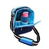 RADYSA Mini Travel Bag Organizer - Biru - Travel Bag