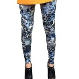LTISHOP Legging Fashion All size [MS11] - Legging Wanita
