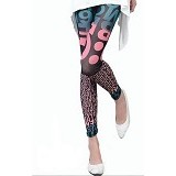 LTISHOP Mesh Legging All Size [MH07] - Legging Wanita