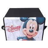 RADYSA Toy Box Mickey Mouse - Black - Baby Box Toy