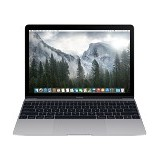 APPLE MacBook [MJY42ID/A] - Space Grey - Notebook / Laptop Consumer Intel Dual Core