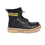 BLACKMASTER Boot CAT Size 42 - Black - Dress Boots Pria