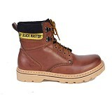 BLACKMASTER Boot CAT Size 42 - Brown - Dress Boots Pria
