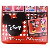 RADYSA Toy Box Mickey Mouse - Red - Baby Box Toy