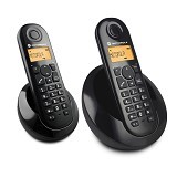 MOTOROLA Cordless Phone [MOT-C602] - Wireless Phone