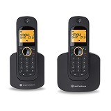 MOTOROLA Cordless Phone [MOT-D1002] - Wireless Phone