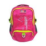 SAN PAOLO Tas Ransel [8911-19] - Pink - Notebook Backpack