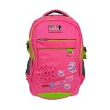 SAN PAOLO Tas Ransel [8858-19] - Pink - Notebook Backpack