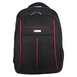 POLO CLASSIC Tas Ransel [2141-21] - Black - Notebook Backpack
