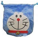 FUJIFILM Pouch Doraemon Head - Camera Compact Pouch