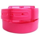 LTISHOP Silicon Belt [LD068] - Pink