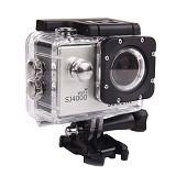 SJCAM SJ4000 - Silver - Camcorder / Handycam Flash Memory
