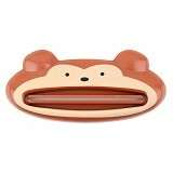 SSLAND Cartoon Toothpaste Tube Squeezer Monkey (V) - Tempat Sikat Gigi