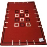 HAO CARPET Karpet [MO-723] - Red - Karpet Kecil