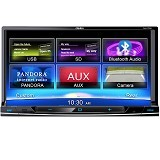 CLARION Audio Video [NX702A] - Audio Video Mobil