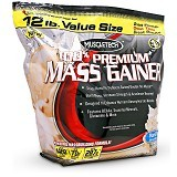 MUSCLETECH 100% Premium Mass Gainer 12 LB