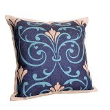 OLC Bantal Sofa Motif Cool Flower [Q1953] - Bantal Dekorasi