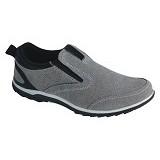 CATENZO Sepatu Casual Sneaker Size 41 [SD 008] - Gray - Sneakers Pria