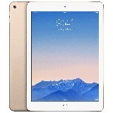 APPLE iPad Air 2 Wifi + Cell 64GB (Garansi Merchant) - Gold - Tablet iOS