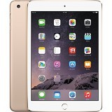 APPLE iPad Mini 3 Retina Display Wifi + Cellular 16GB (Garansi Merchant) - Gold - Tablet iOS