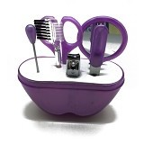 SKY88SHOP Ai Mi Ni Beauty Tool Set 6 in 1 - Purple (Merchant)