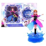 SKY88SHOP Boneka Flying Anna Frozen Sensor Tangan Light and Music (Merchant) - Mainan Simulasi