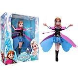 SKY88SHOP Boneka Flying Anna Frozen Sensor Tangan (Merchant) - Mainan Simulasi