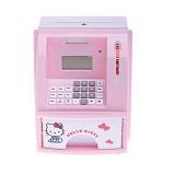 SKY88SHOP Celengan ATM Mini Character - Pink (Merchant) - Mainan Simulasi