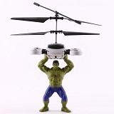 SKY88SHOP Flying Avanger Hulk (Merchant) - Mainan Simulasi